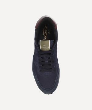 Rockrunner Mesh Sneakers