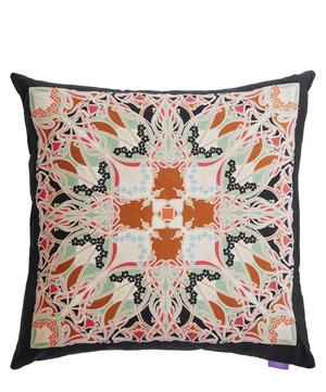 Ianthe Square Velvet Cushion