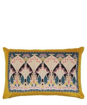 Ianthe Star Rectangular Velvet Cushion