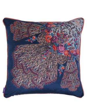 Renee Square Velvet Cushion