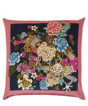 Tamberlane Square Velvet Cushion