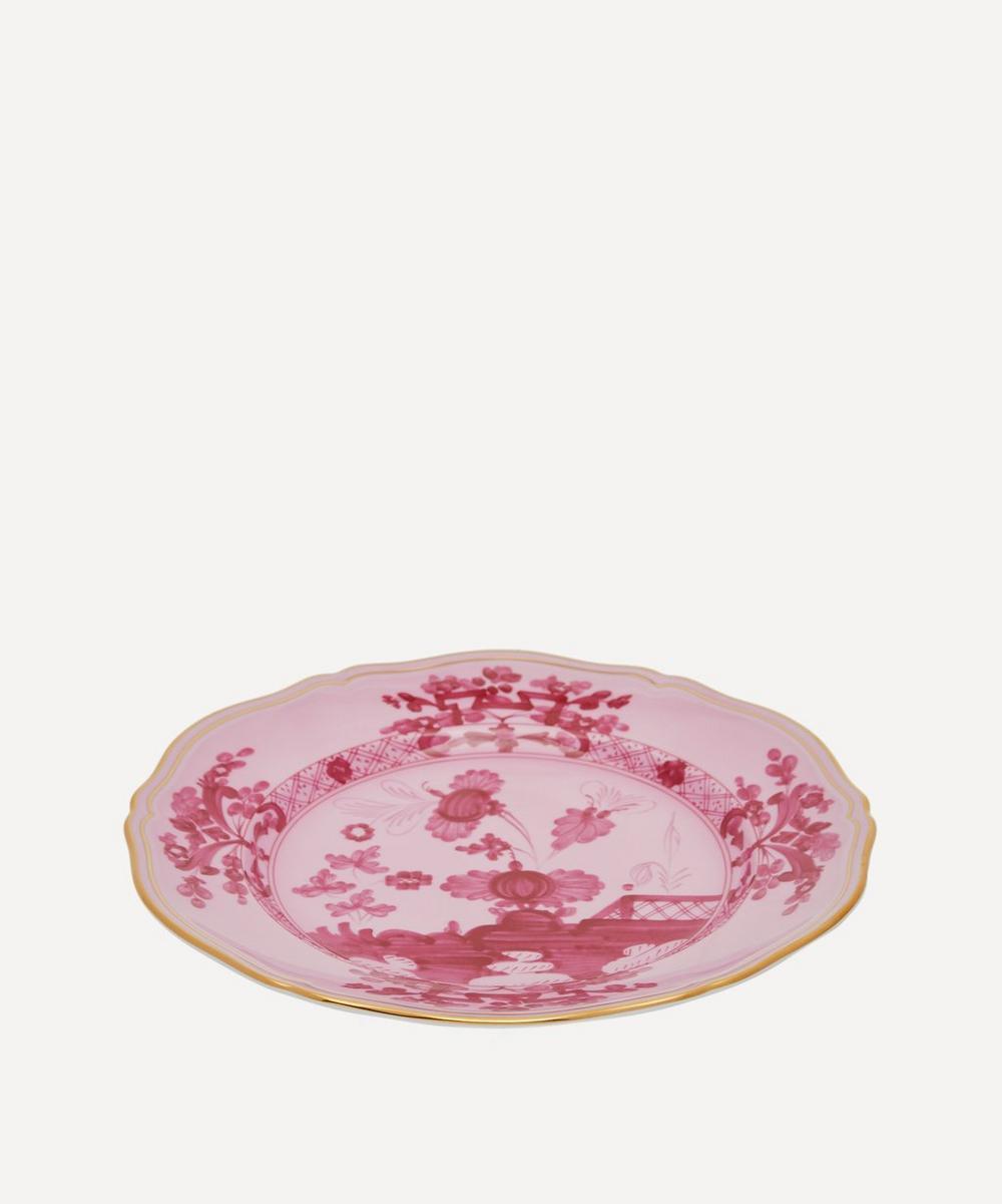 Oriente Italiano Flat Dinner Plate
