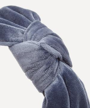 Velvet Knot Headband