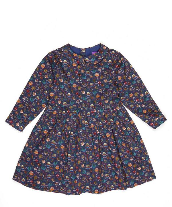 House of Gifts Long Sleeved Dress 2-10 Years