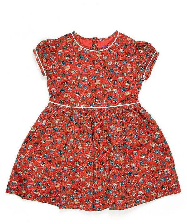House of Gifts Short Sleeved Dress 2-10 Years