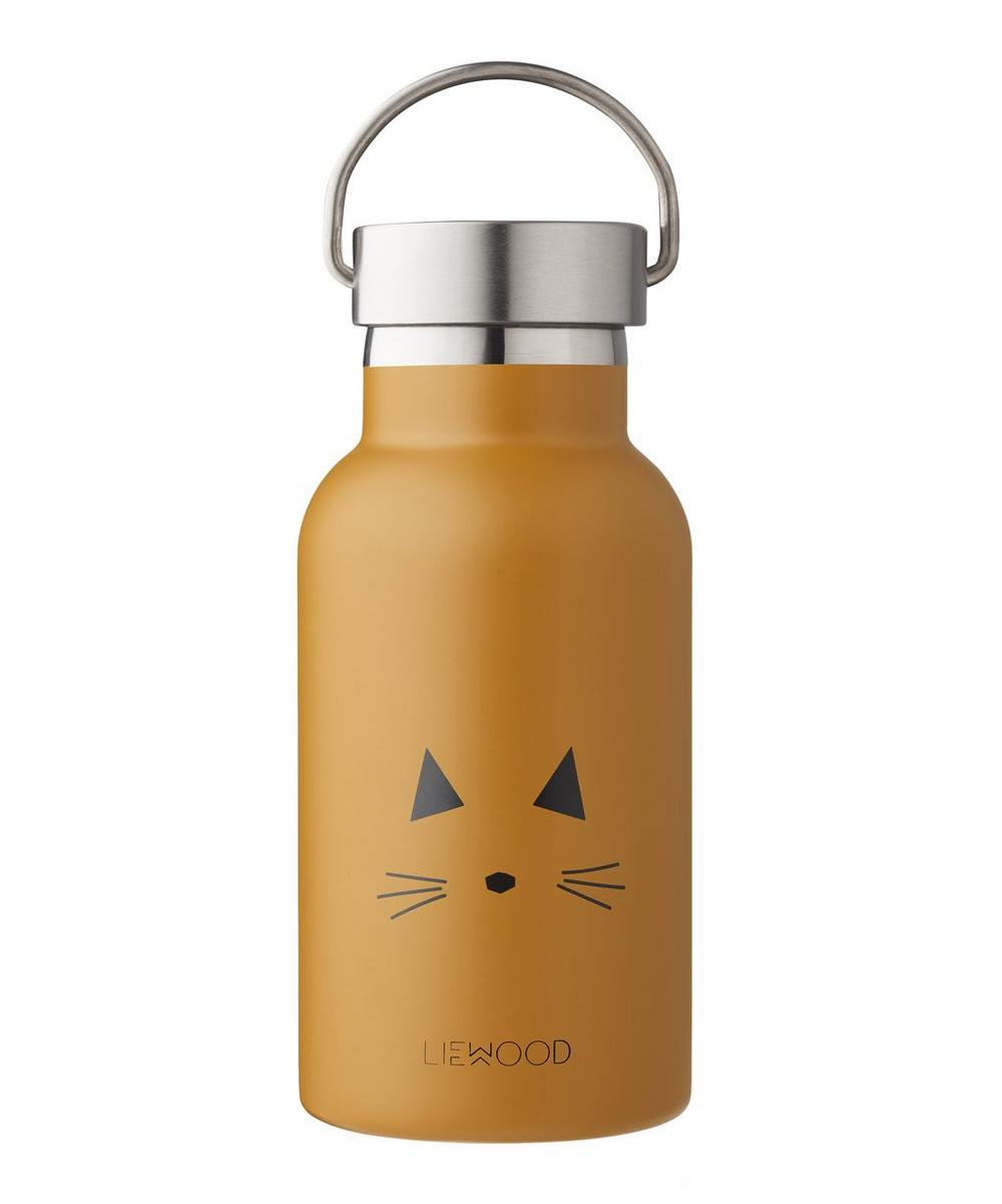 Mustard Cat Anker Water Bottle
