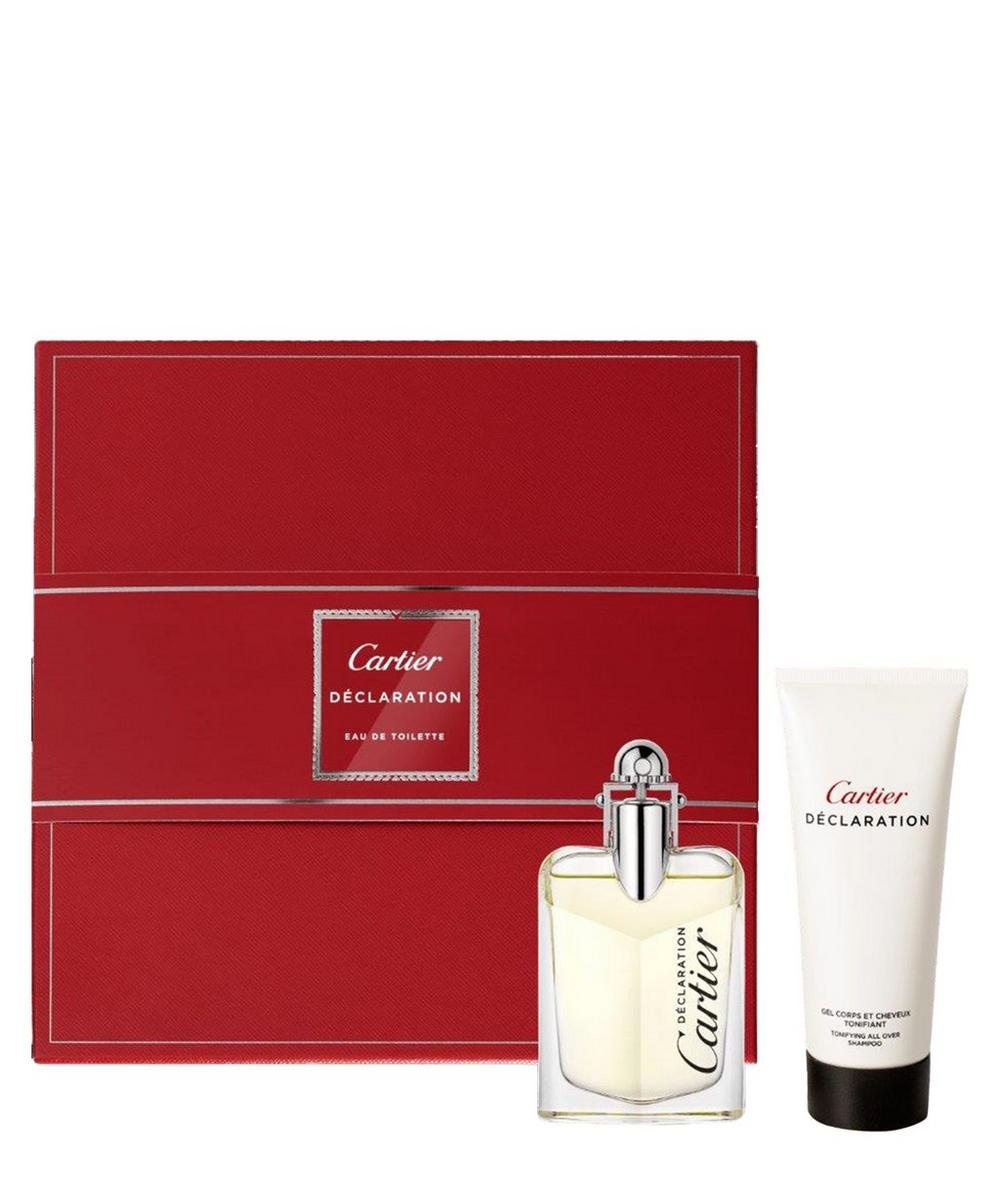 Déclaration Eau de Toilette and Shower Gel Gift Set
