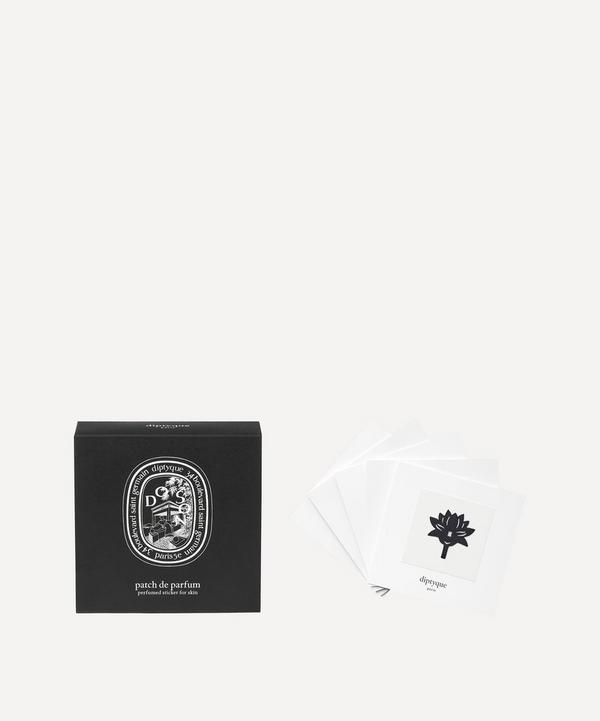 Diptyque - Do Son Perfumed Stickers Set of 5