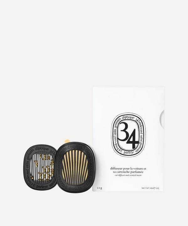 34 Boulevard Saint Germain Car Diffuser Refill