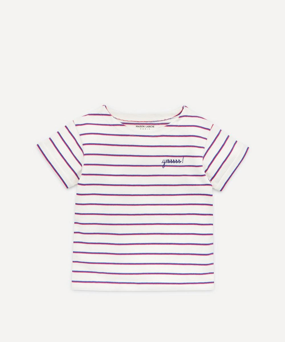 Short-Sleeved Sailor T-Shirt
