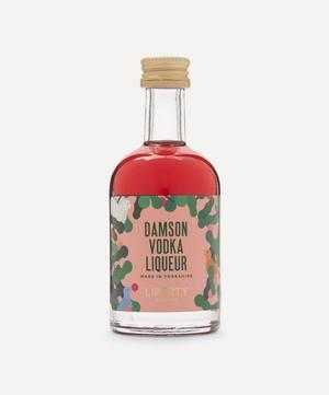 Miniature Damson Vodka Liqueur 50ml