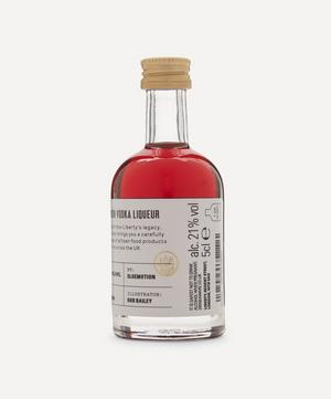 Miniature Damson Vodka Liqueur 50ml