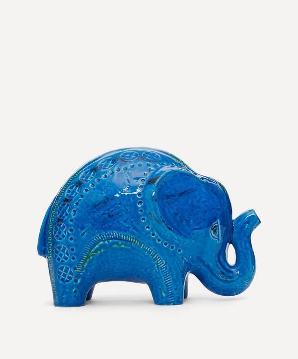Bitossi - Rimini Blu Elephant