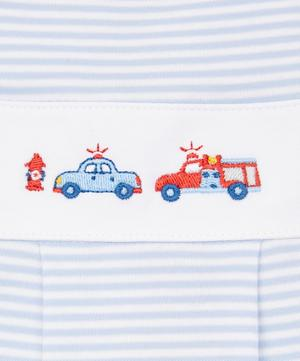 Rescue Team Sleeveless Playsuit 0-24 Months
