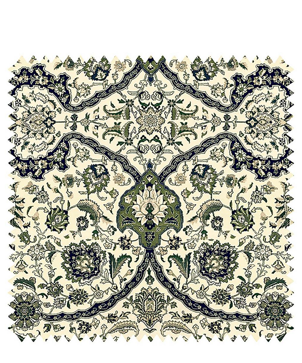 Zanjan Cotton-Linen Fabric Sample Swatch