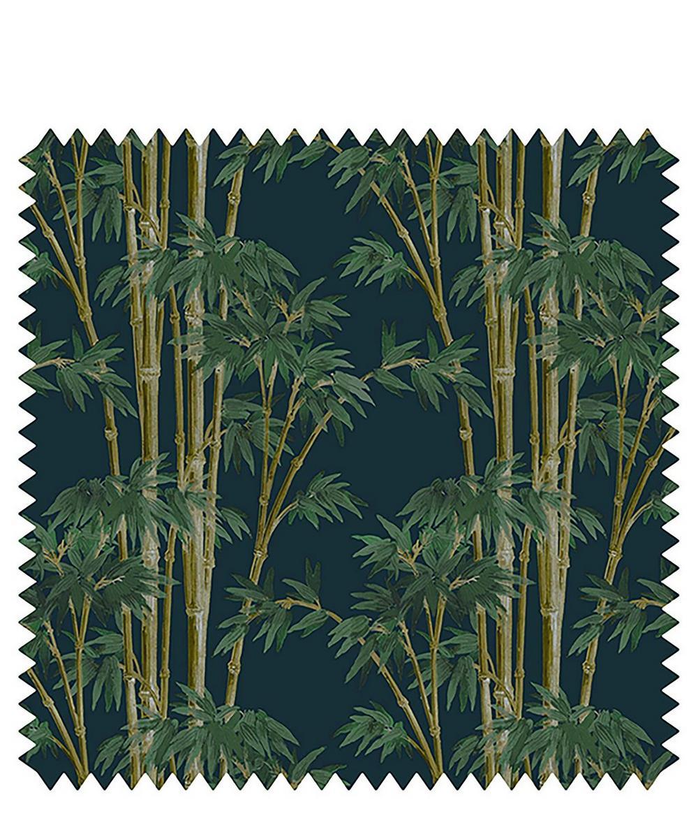 Bambusa Cotton Velvet Fabric Sample Swatch