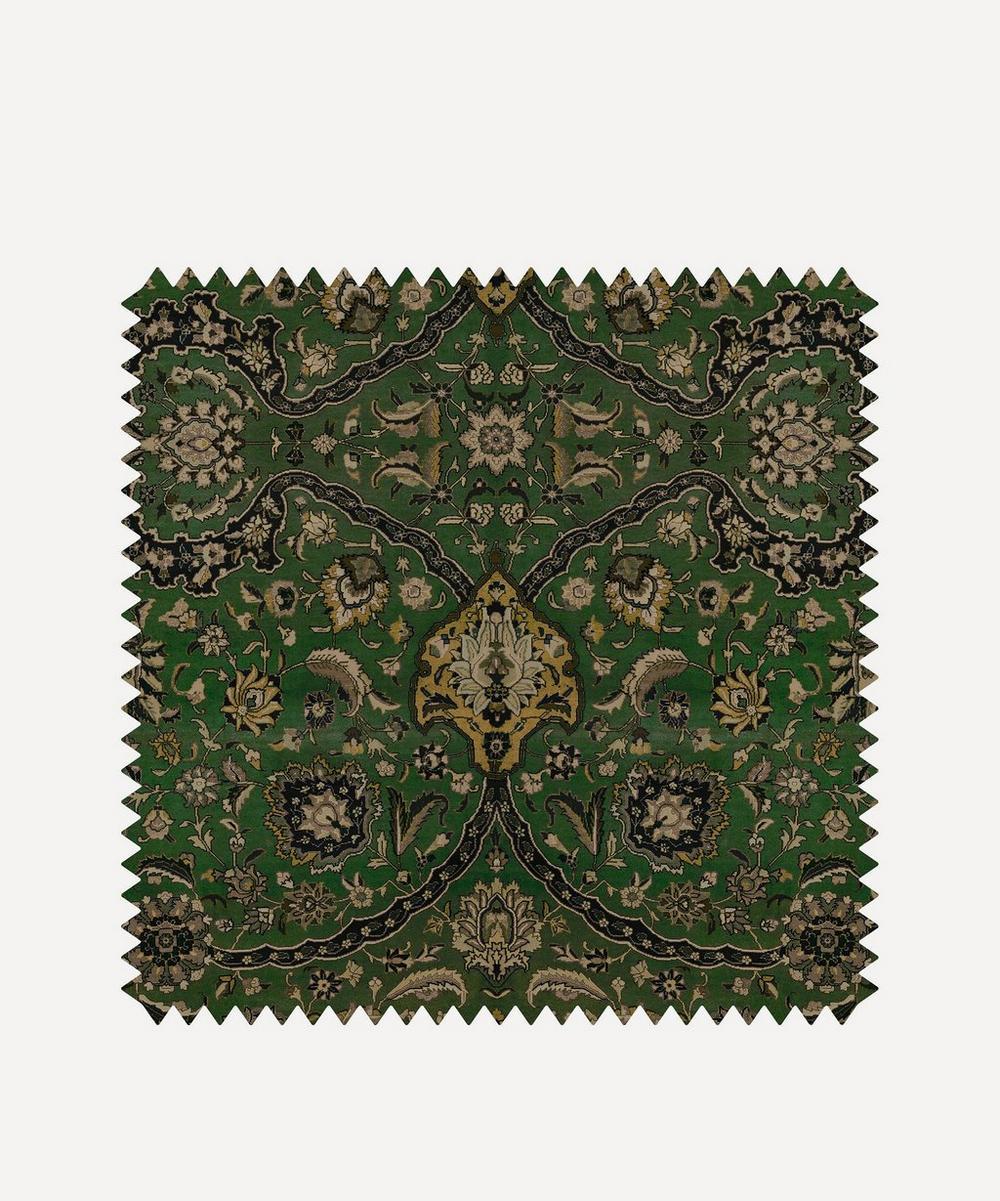 Zanjan Velvet Cotton Fabric Sample Swatch