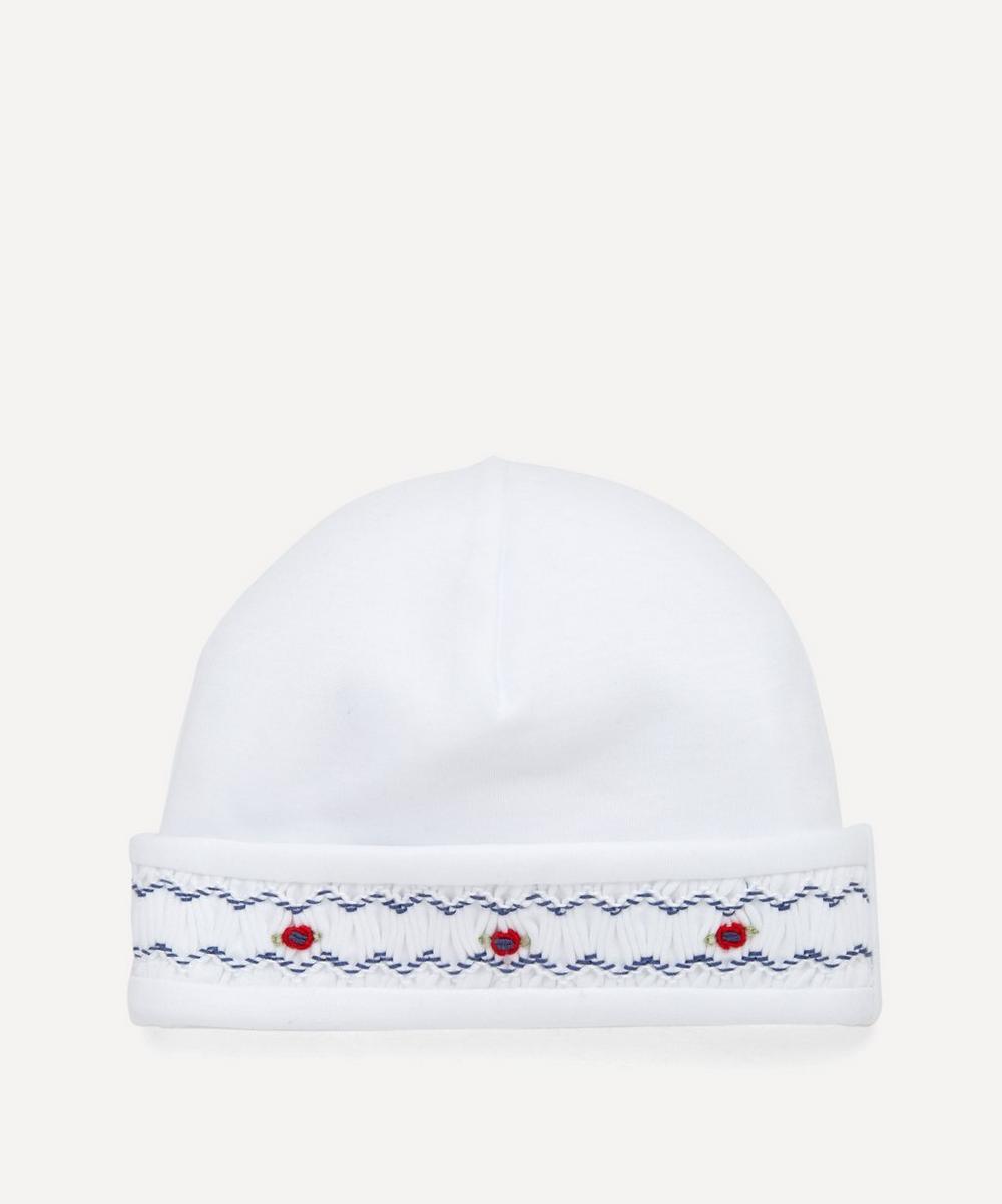 CLB Summer Bishop Hand-Smocked Hat