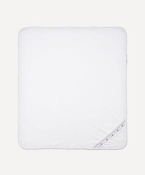 CLB Summer Bishop Hand-Smocked Blanket