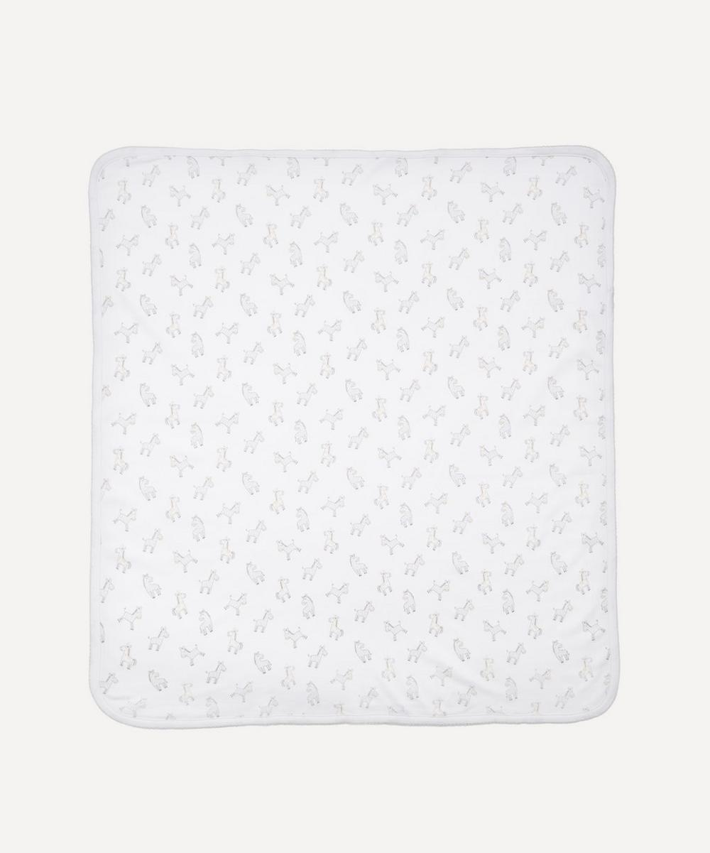 Zebra ZZZ Blanket