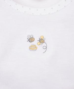 Buzzing Bees Footed Pant Set 0-9 Months