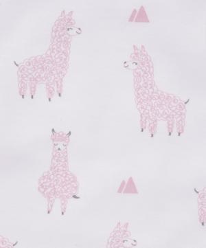 Llama Luv Bib