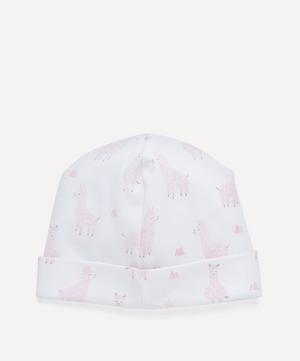 Llama Luv Hat