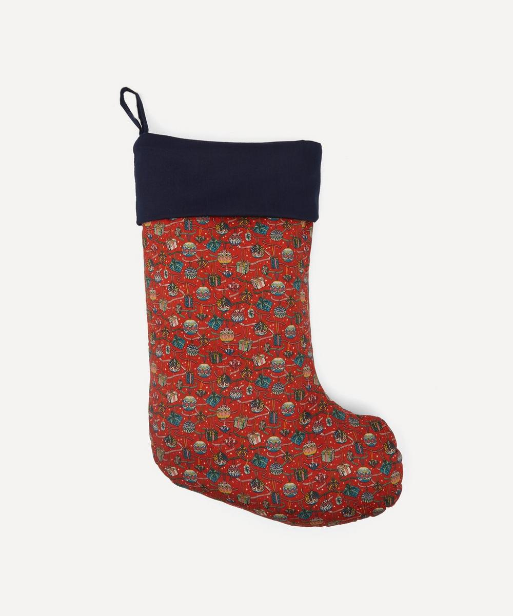 Little Liberty House of Gifts Christmas Stocking
