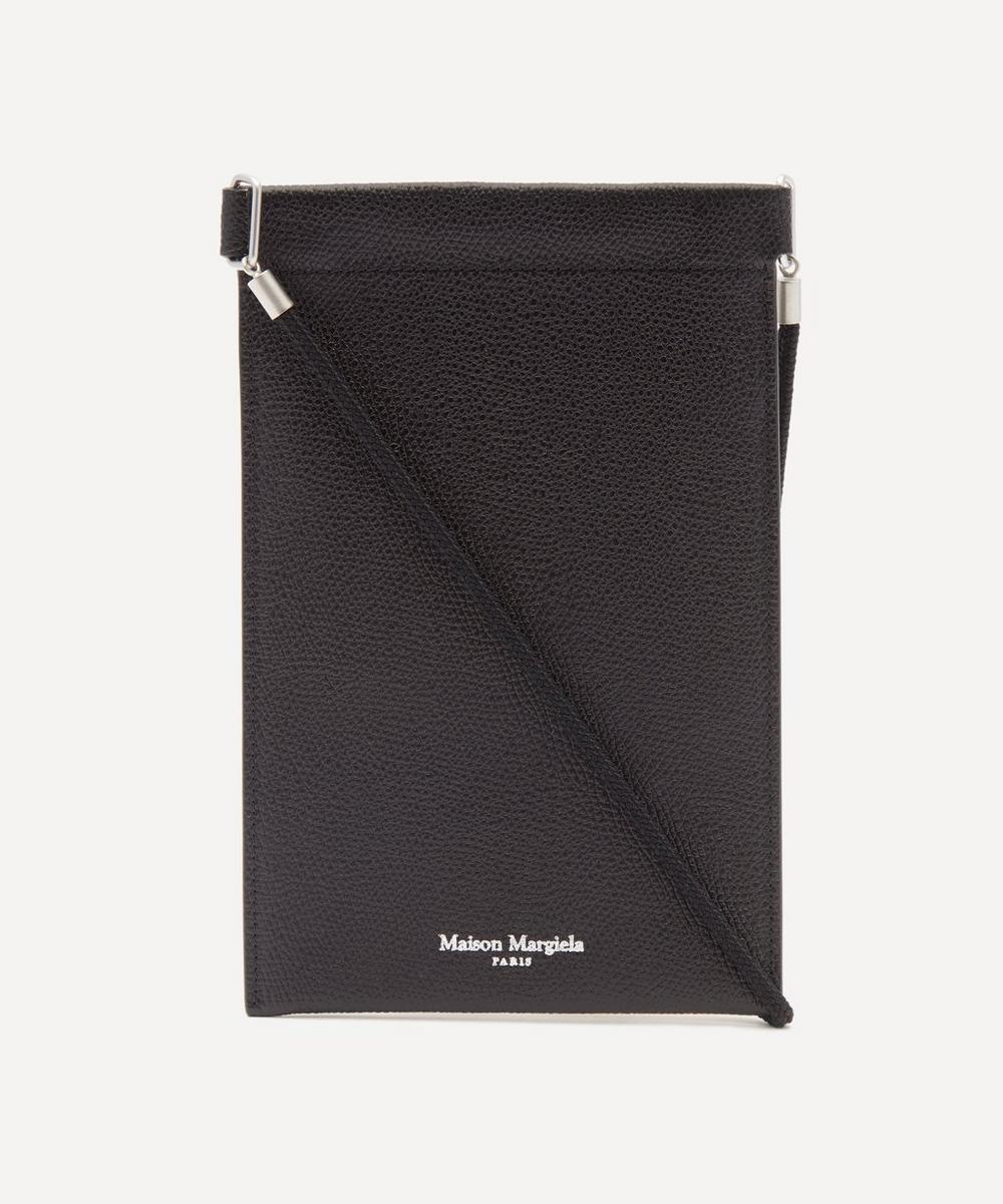 Grainy Leather Document Holder