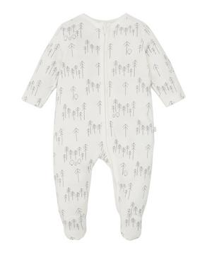 Forest Zip-Up Sleepsuit 0-24 Months