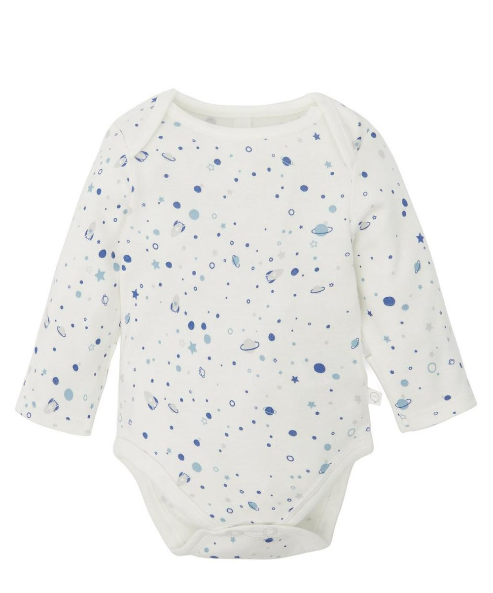 Space Long-Sleeved  Bodysuit 0-24 Months