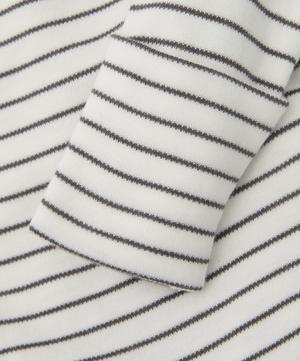 Striped Kimono Bodysuit 0-24 Months