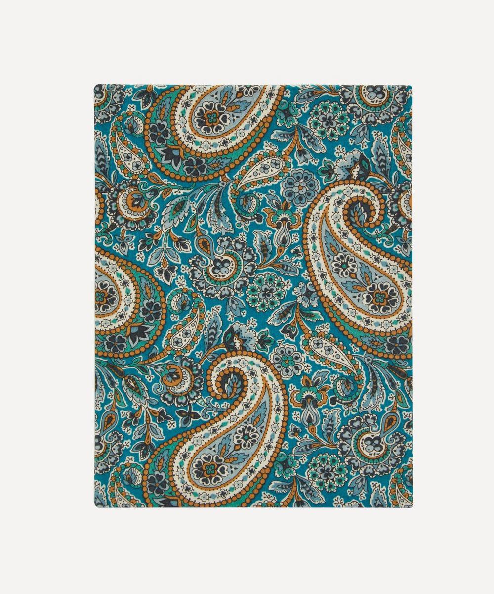 Liberty - Lee Manor Print Cotton Small Pocket Notebook