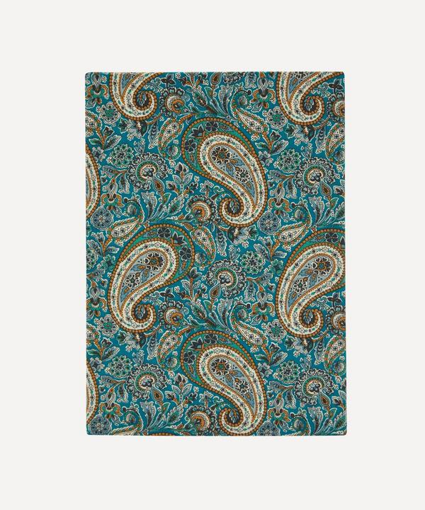 Liberty - Lee Manor Print Cotton A5 Lined Journal