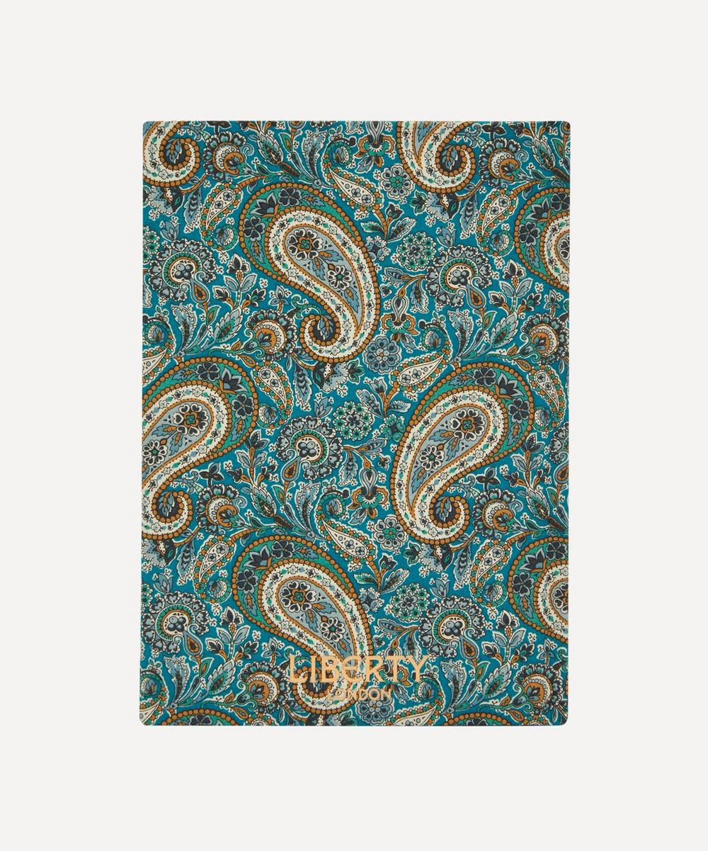Lee Manor Print Cotton A5 Lined Journal