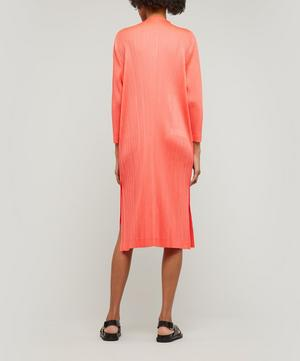 Monthly Colours Mandarin-Collar Dress