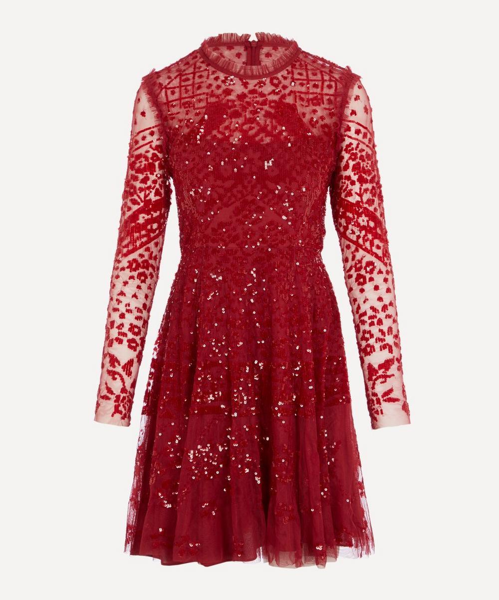 Needle & Thread Dresses AURORA MINI-DRESS