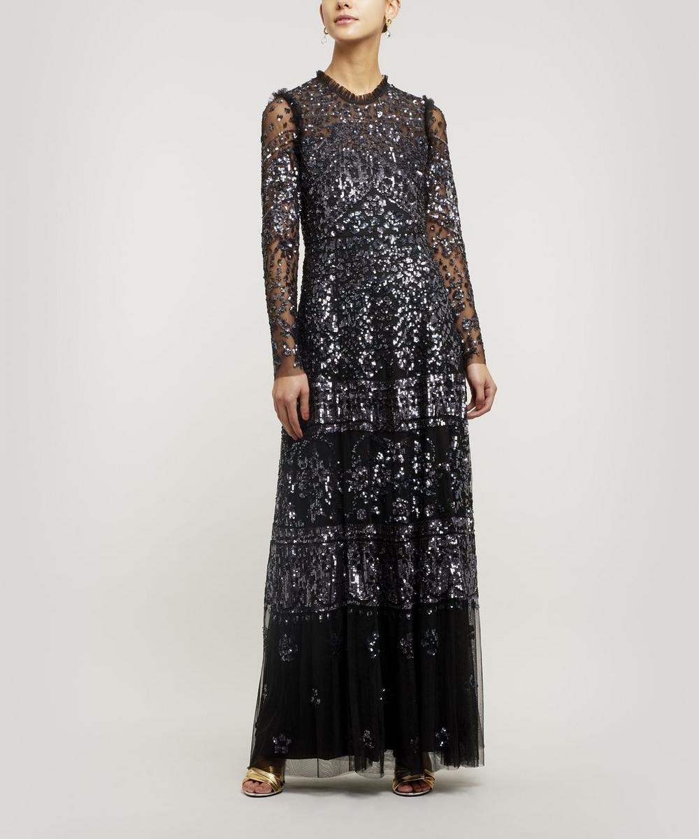 Aurora Maxi-Dress