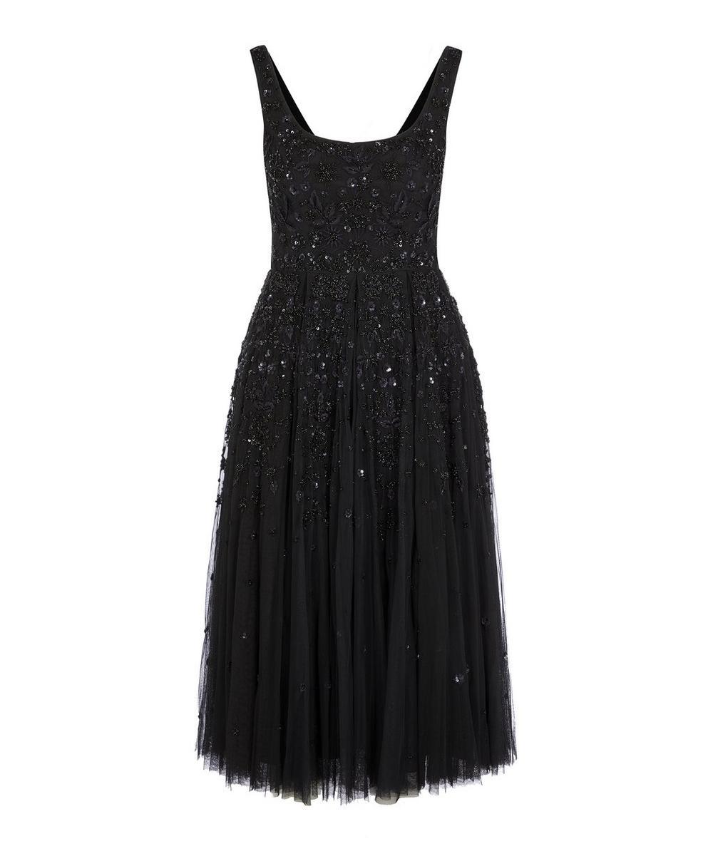 Needle & Thread Dresses SNOWFLAKE PROM DRESS