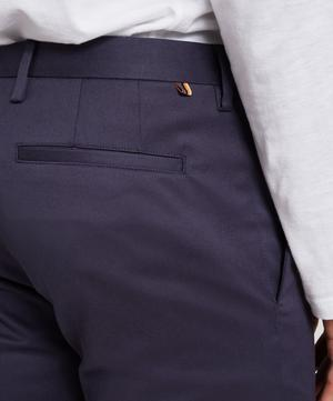 Turn-Up Chino Trousers