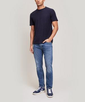Niels Fair Isle T-Shirt