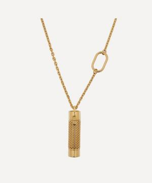 Gold Vermeil Pendant Perfume Holder