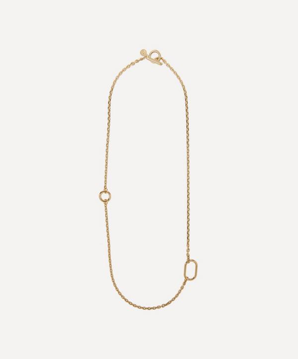 Veronique Gabai - Gold Plated Vermeil Silver Link Chain