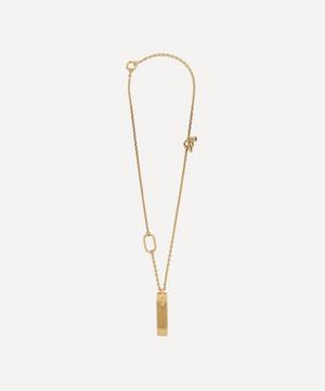 Gold Vermeil Link Chain