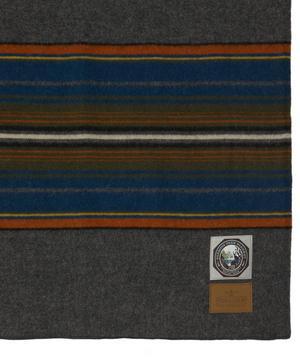 National Park Wool Blanket
