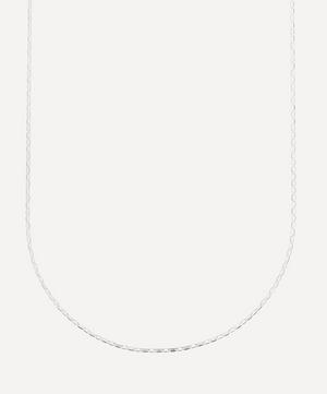 Sterling Silver Karen Fine Chain Necklace