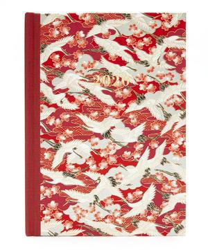 Red Blossom Desk Diary 2020