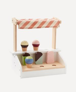 Ice Cream Table Stand