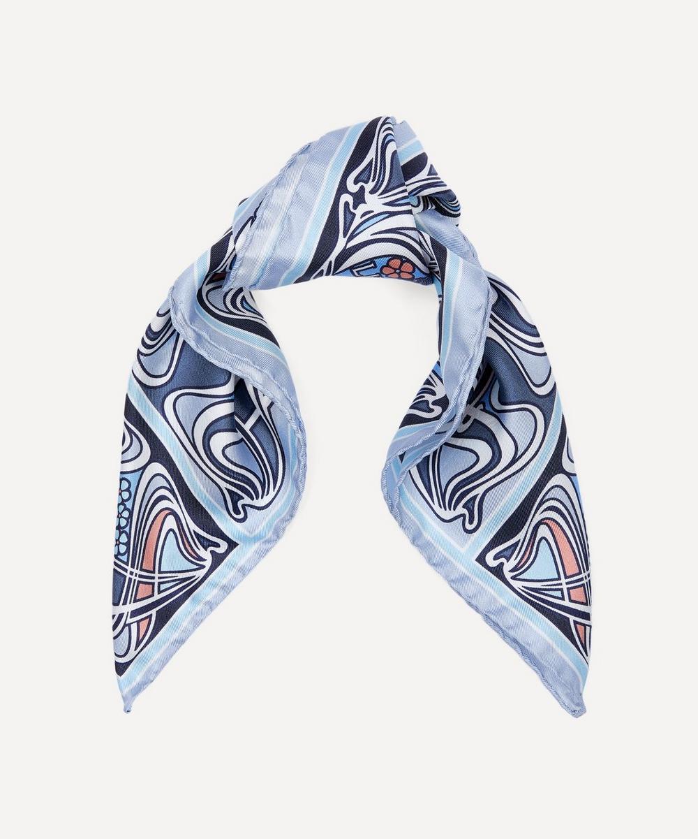 Ianthe 45 x 45cm Silk Twill Scarf