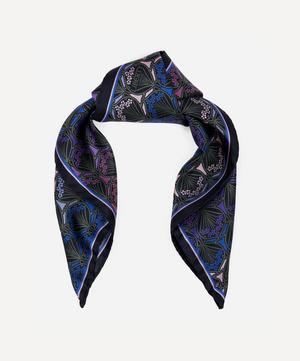 Dusk Iphis 45 x 45cm Silk Twill Scarf